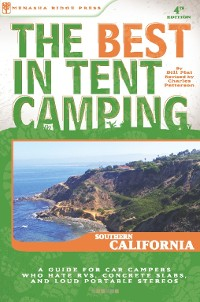 Cover The Best in Tent Camping: Southern California