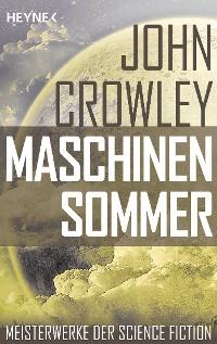Cover Maschinensommer