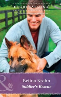 Cover Soldier's Rescue (Mills & Boon Heartwarming) (Single Father, Book 33)