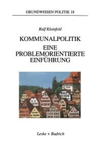 Cover Kommunalpolitik
