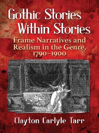 Cover Gothic Stories Within Stories