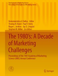 Cover The 1980's: A Decade of Marketing Challenges