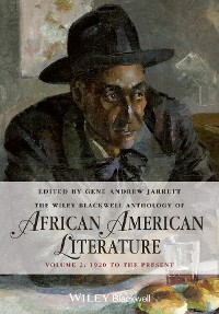 Cover The Wiley Blackwell Anthology of African American Literature, Volume 2