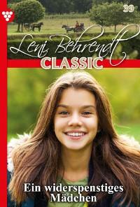 Cover Leni Behrendt Classic 39 – Liebesroman