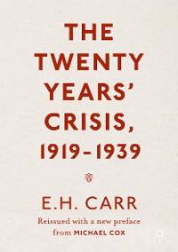Cover The Twenty Years' Crisis, 1919-1939
