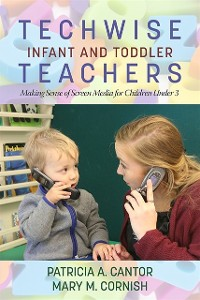 Cover Techwise Infant and Toddler Teachers