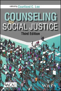 Cover Counseling for Social Justice