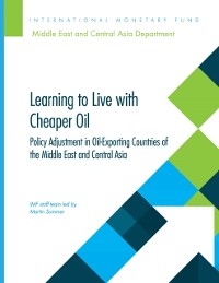 Cover Learning to Live with Cheaper Oil