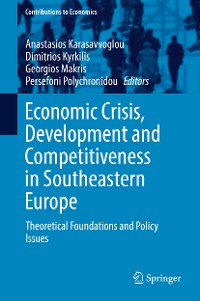 Cover Economic Crisis, Development and Competitiveness in Southeastern Europe