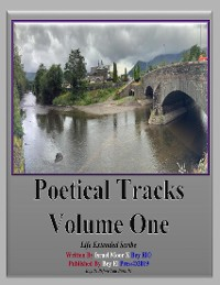 Cover Poetical Tracks Volume One : Life Extended Scribe