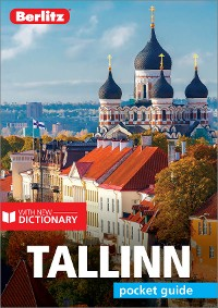 Cover Berlitz Pocket Guide Tallinn