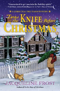 Cover 'Twas the Knife Before Christmas