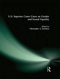 Cover U.S. Supreme Court Cases on Gender and Sexual Equality