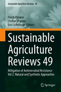 Cover Sustainable Agriculture Reviews 49