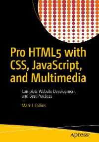Cover Pro HTML5 with CSS, JavaScript, and Multimedia
