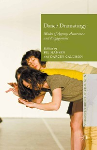 Cover Dance Dramaturgy