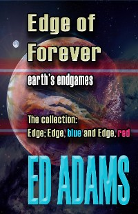 Cover Edge of Forever