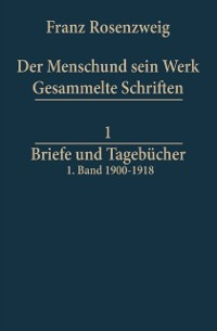 Cover Briefe und Tagebucher