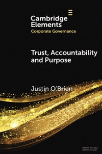 Cover Trust, Accountability and Purpose