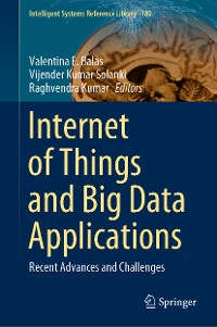 Cover Internet of Things and Big Data Applications