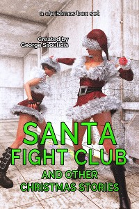 Cover Santa Fight Club