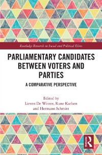 Cover Parliamentary Candidates Between Voters and Parties