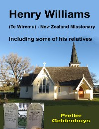 Cover Henry Williams (Te Wiremu) - New Zealand Missionary
