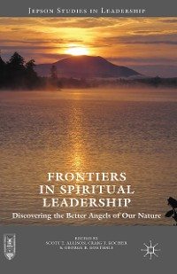 Cover Frontiers in Spiritual Leadership