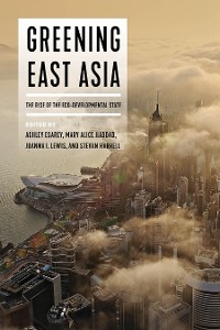 Cover Greening East Asia