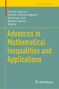 Cover Advances in Mathematical Inequalities and Applications