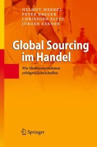 Cover Global Sourcing im Handel