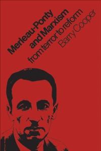 Cover Merleau-Ponty and Marxism