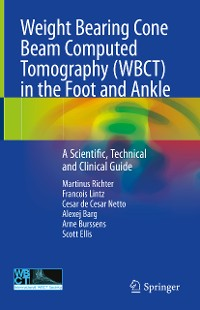Cover Weight Bearing Cone Beam Computed Tomography (WBCT) in the Foot and Ankle