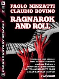 Cover Ragnarok and Roll