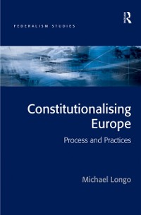 Cover Constitutionalising Europe