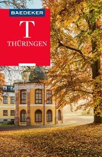 Cover Baedeker Reiseführer Thüringen