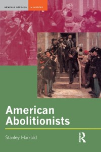 Cover American Abolitionists