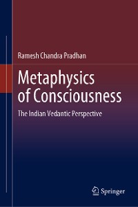 Cover Metaphysics of Consciousness