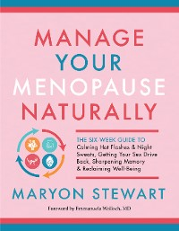 Cover Manage Your Menopause Naturally