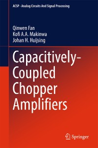 Cover Capacitively-Coupled Chopper Amplifiers