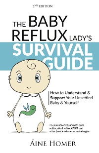 Cover The Baby Reflux Lady's Survival Guide