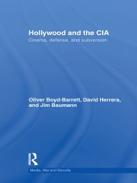 Cover Hollywood and the CIA