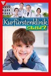 Cover Kurfürstenklinik Staffel 7 – Arztroman
