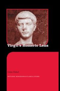 Cover Virgil's Homeric Lens