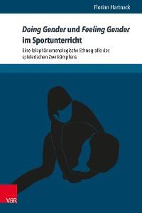 Cover Doing Gender und Feeling Gender im Sportunterricht