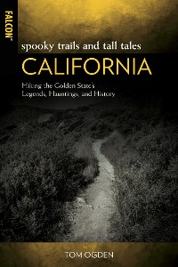 Cover Spooky Trails and Tall Tales California