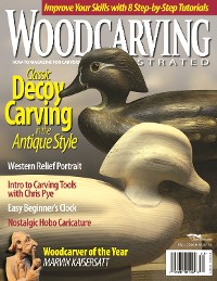 Cover Woodcarving Illustrated Issue 36 Fall 2006