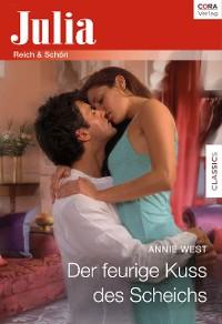 Cover Der feurige Kuss des Scheichs