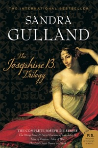 Cover Josephine B. Trilogy