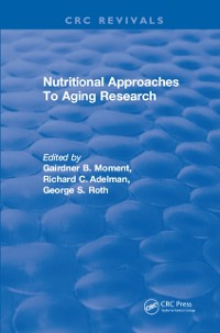 Cover Nutritional Approaches To Aging Research